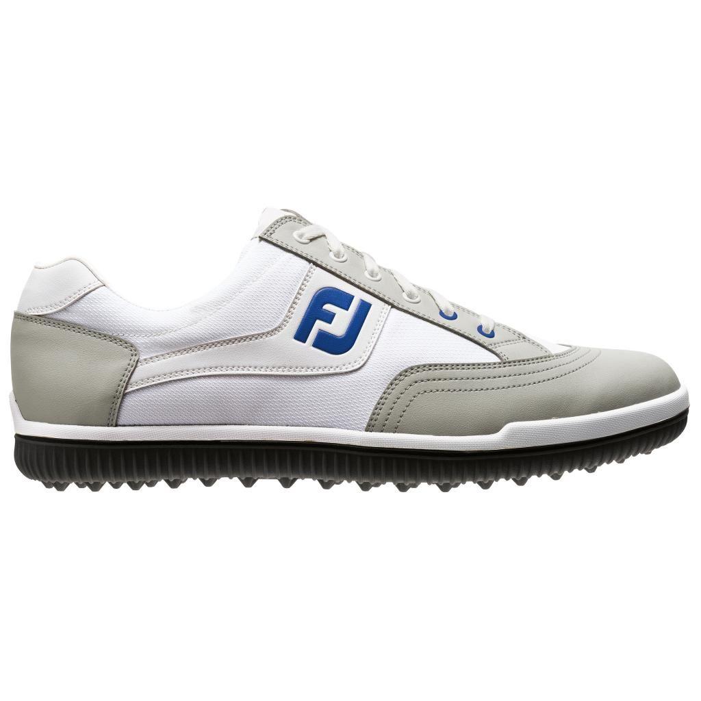 FootJoy Mens DryJoys Casual Boa Spikeless Golf Shoes 2016