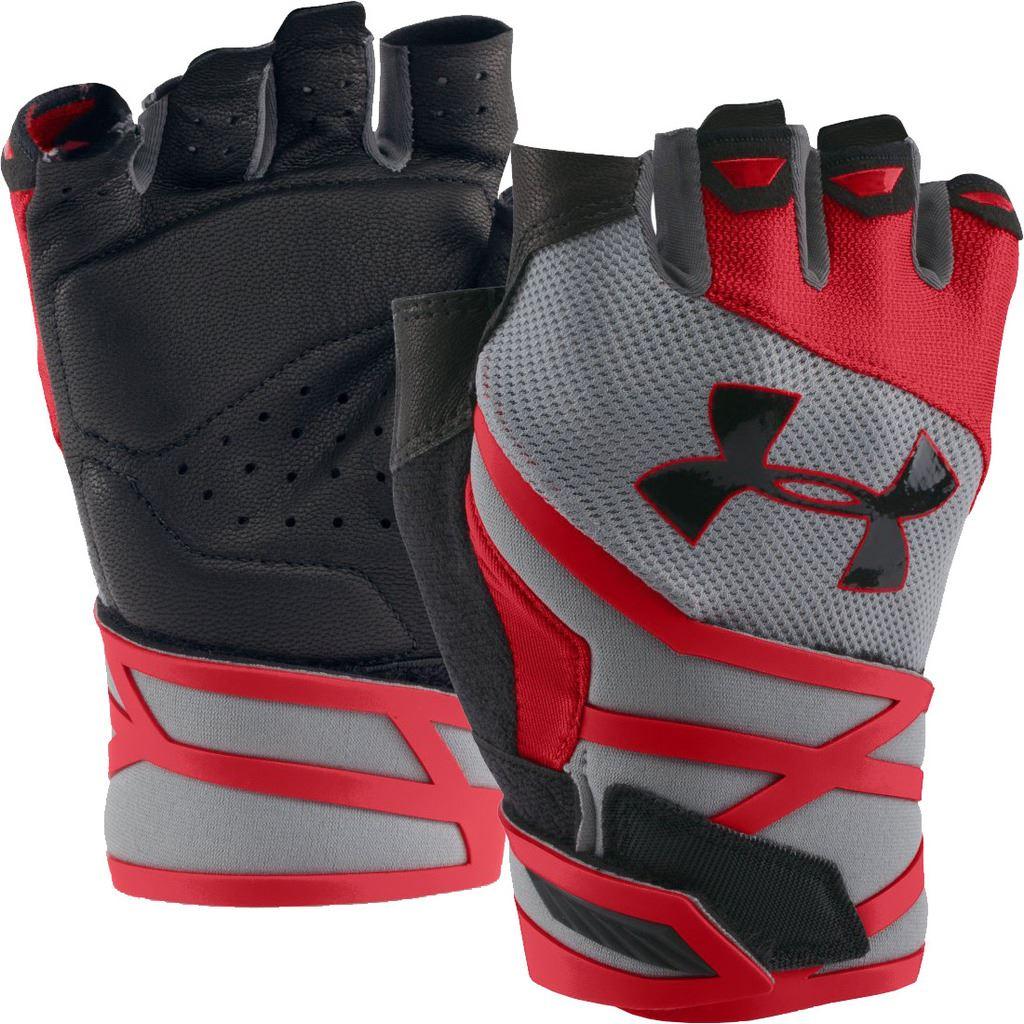 Under Armour Crossfit Gloves: Under Armour 2016 Resistor Half-Finger Training Gym