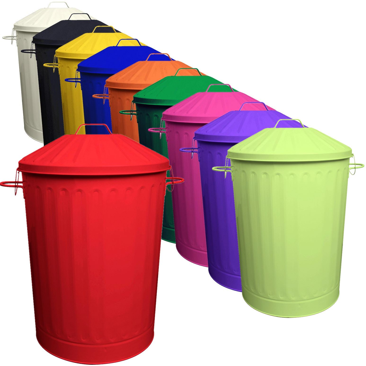 how to get dustbins for house