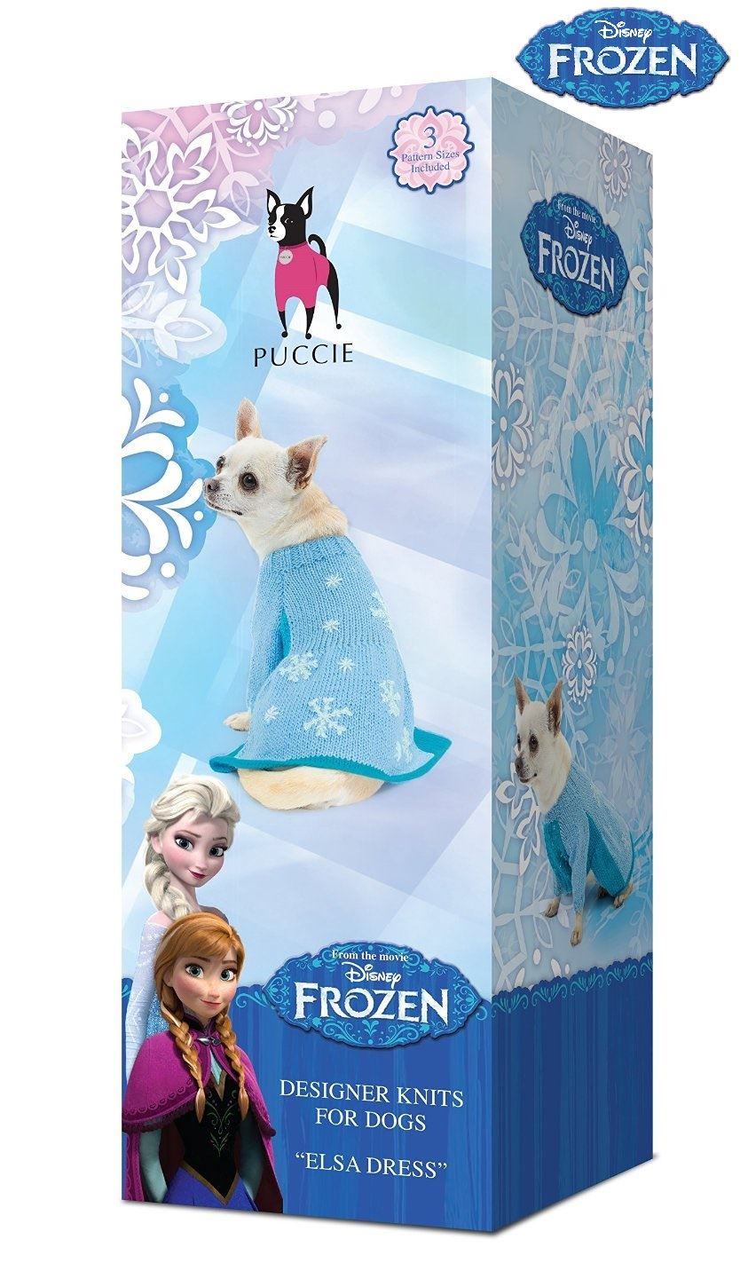 Designer Dog Coat Knitting Kit Knitting Pattern Knitting Needles ...