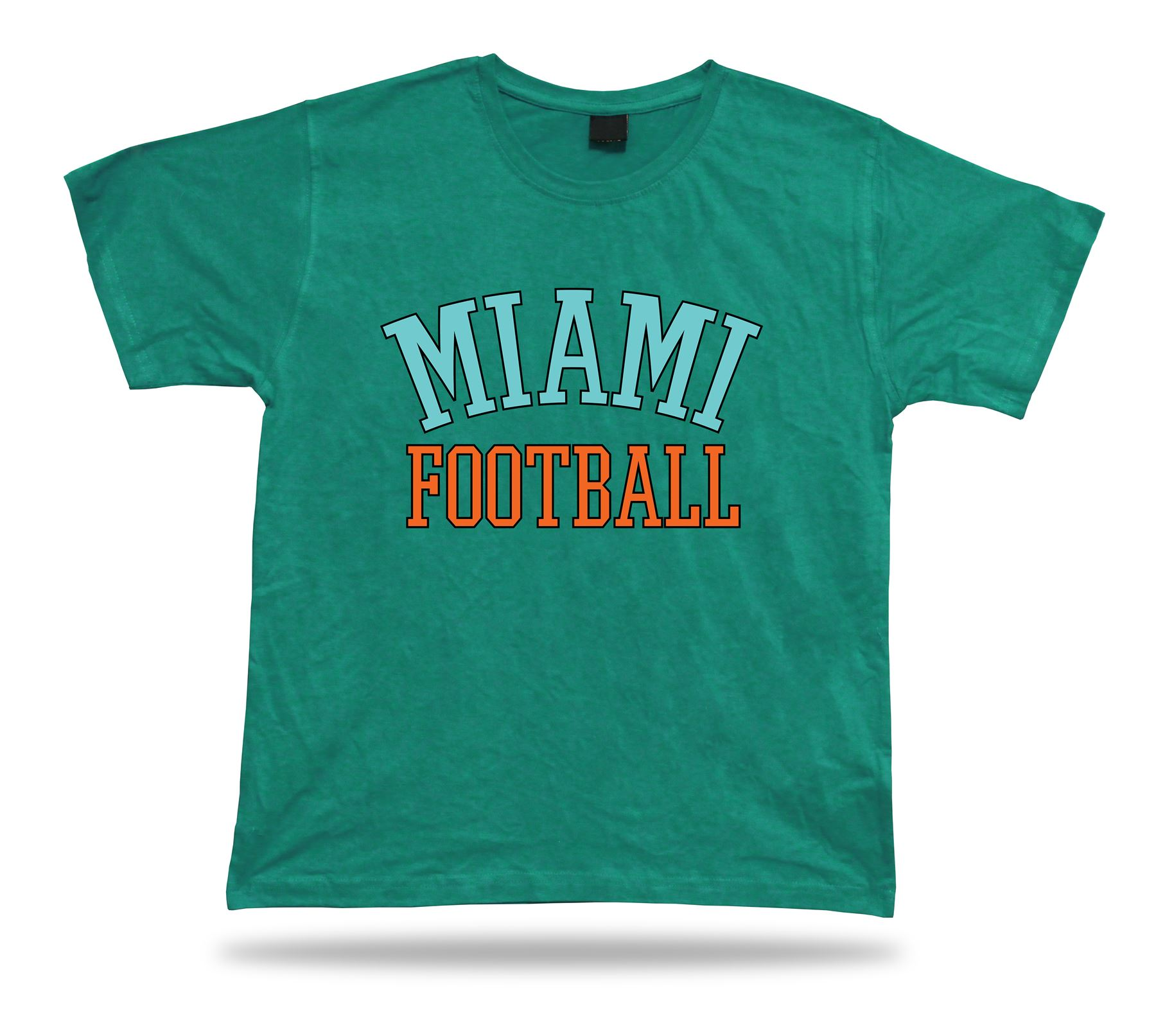 Miami Football T Shirt Tee Florida Stadium Apparel Style