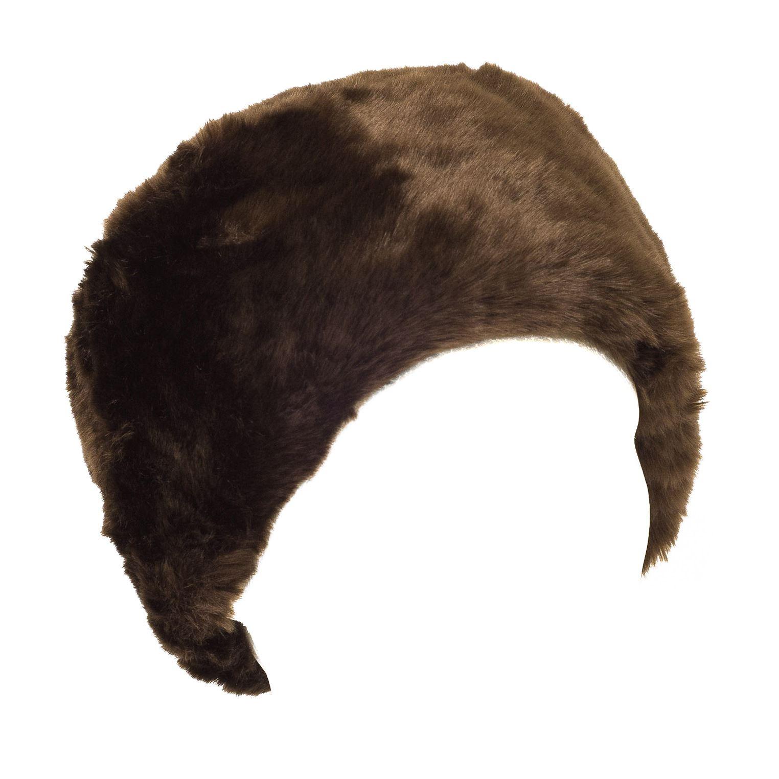 unisexe hommes filles femmes chapeau russe cosaque en fausse fourrure hiver ebay. Black Bedroom Furniture Sets. Home Design Ideas