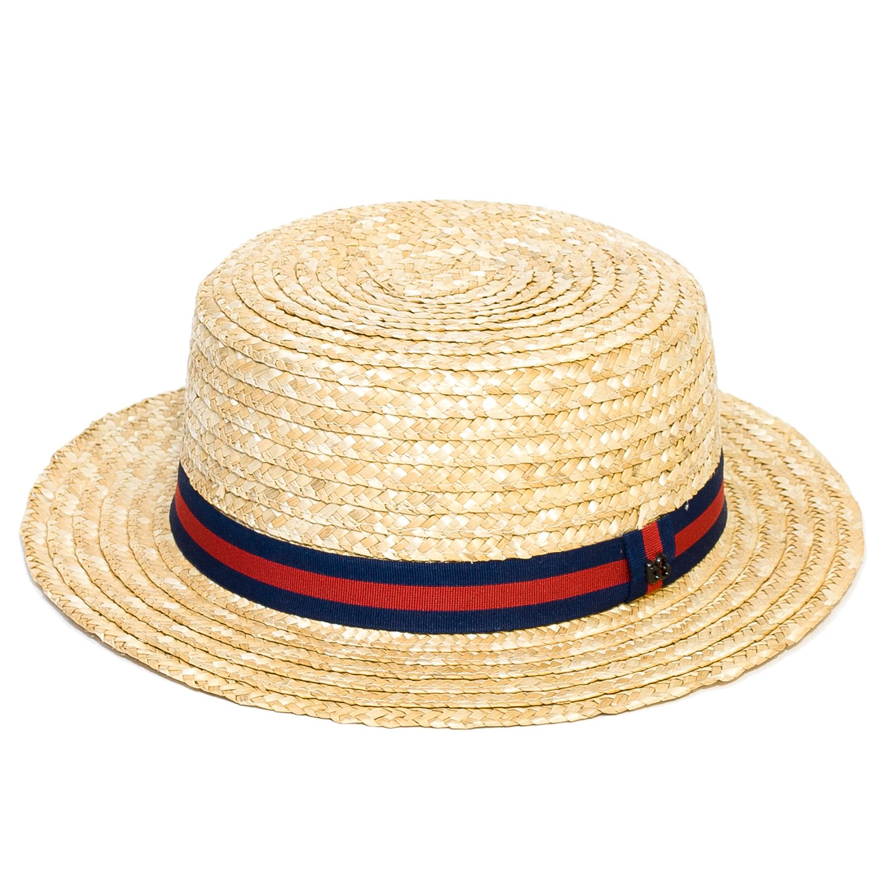 Straw hats - protect your head, keep it cool and look awesome! There is a high frequency of hat wearers among musicians. Real cowboys need a hat, too.
