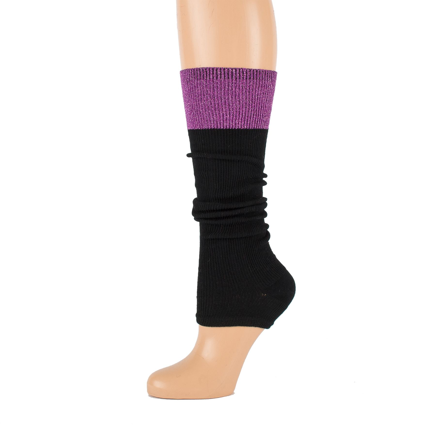 how to wear baby leg warmers