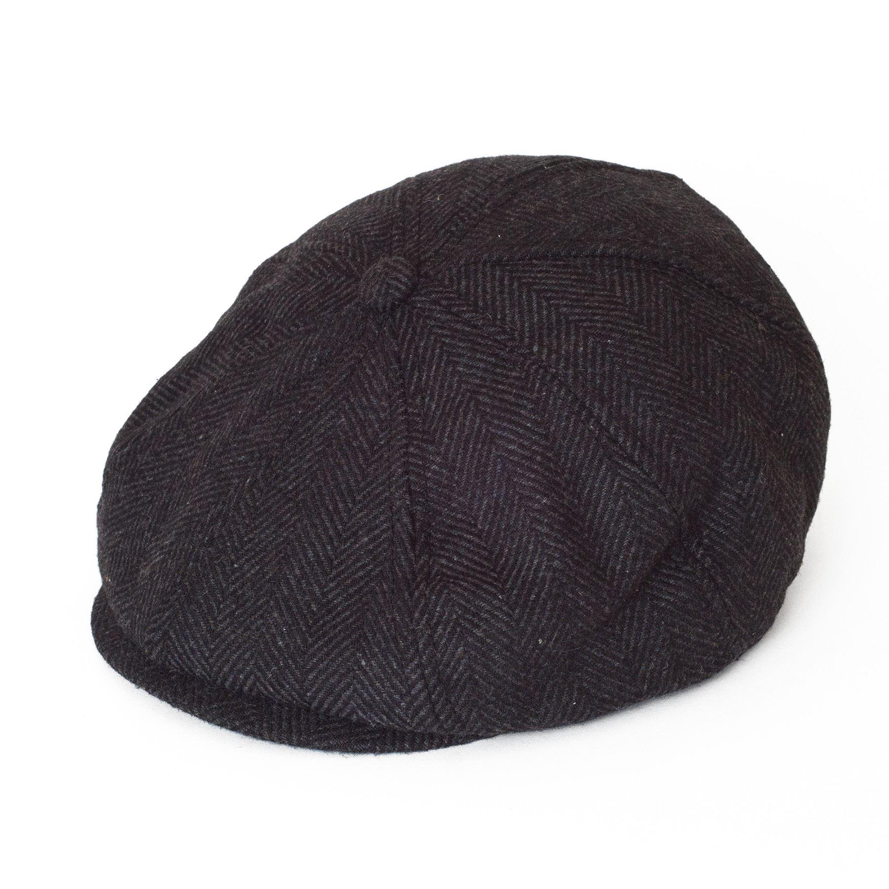 casquette de sport plate gavroche gatsby laine m lang avec motif chevrons ebay. Black Bedroom Furniture Sets. Home Design Ideas