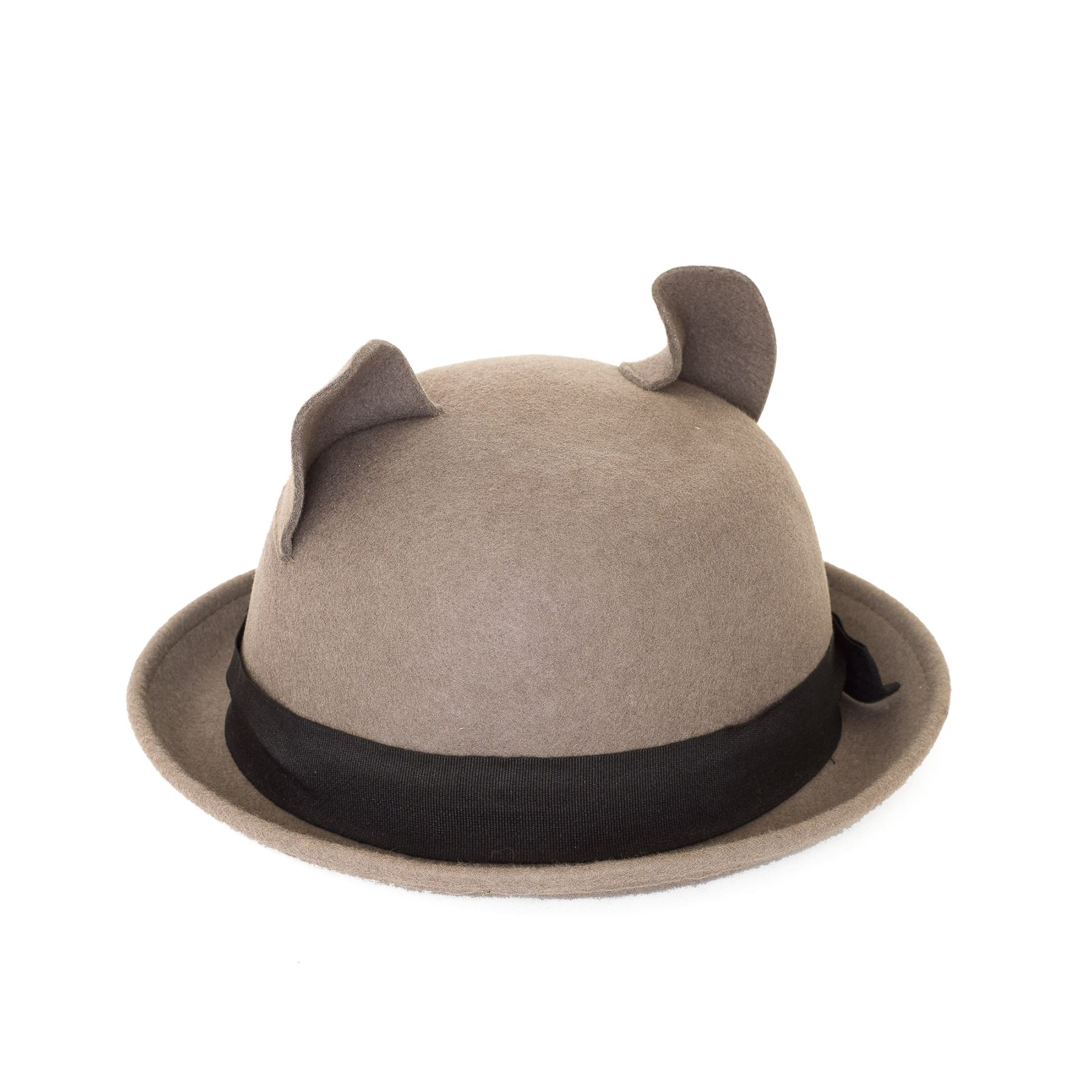 Cat bowler hat f5e480672406