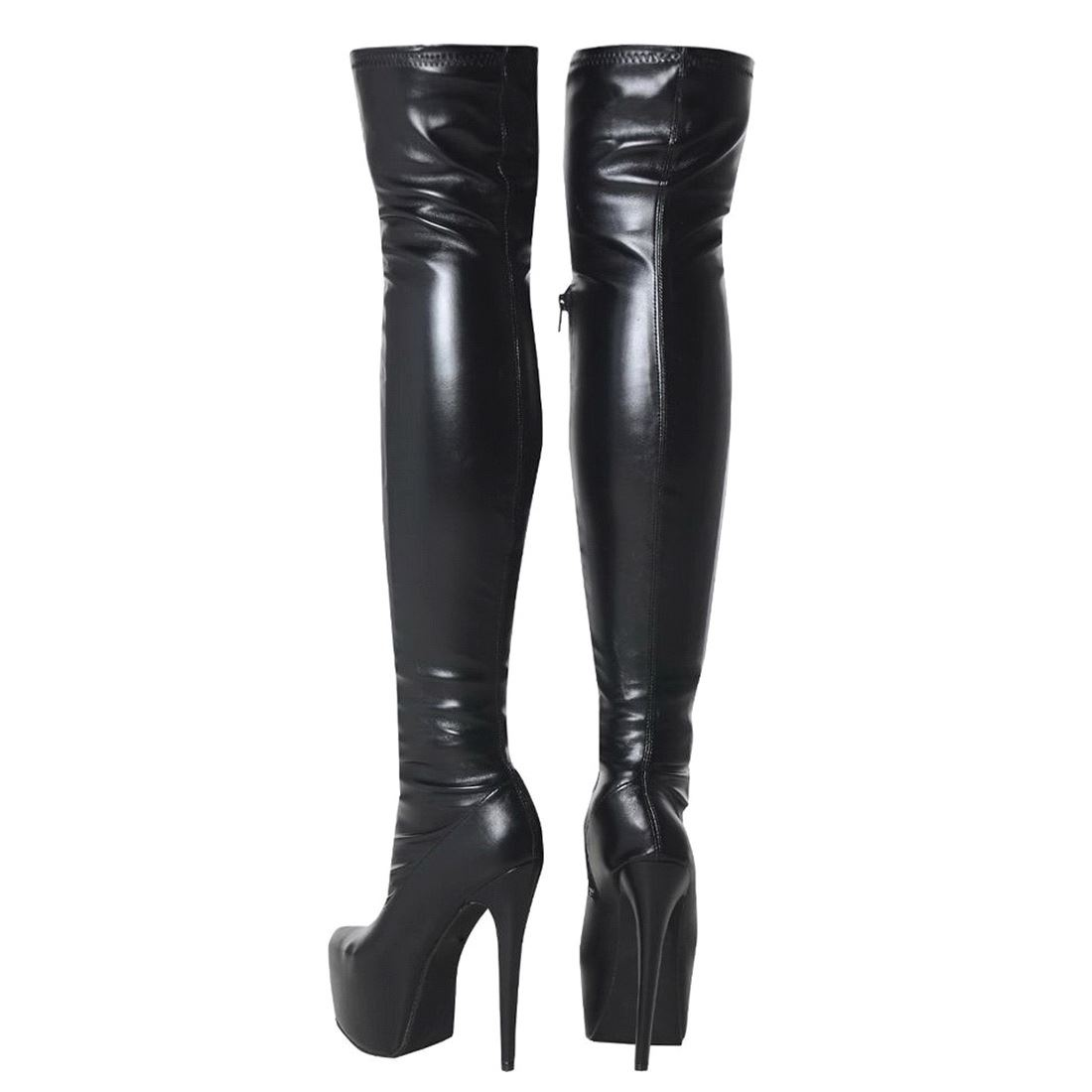 womens the knee thigh high stiletto heel