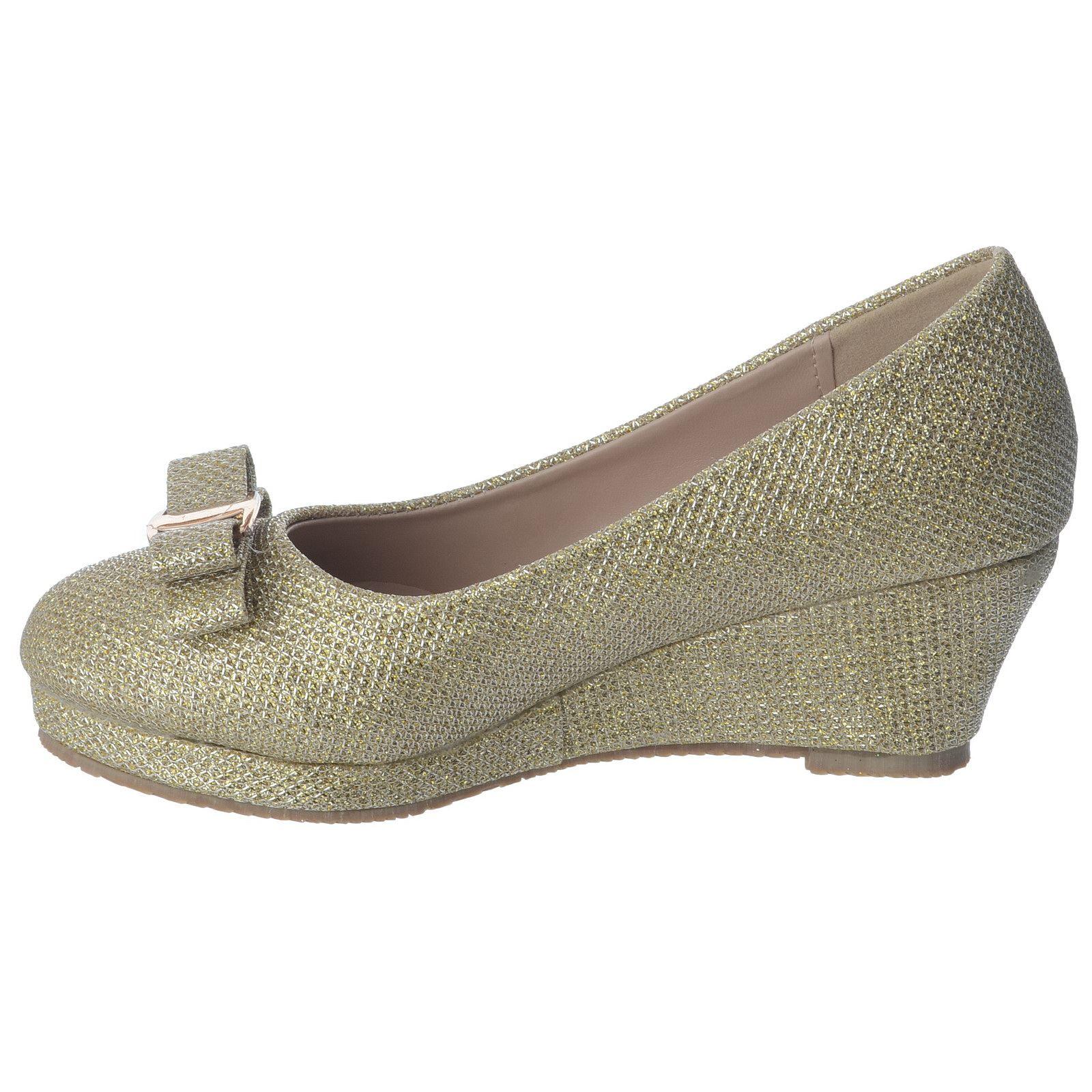 Low Heel Wedge Shoes Uk
