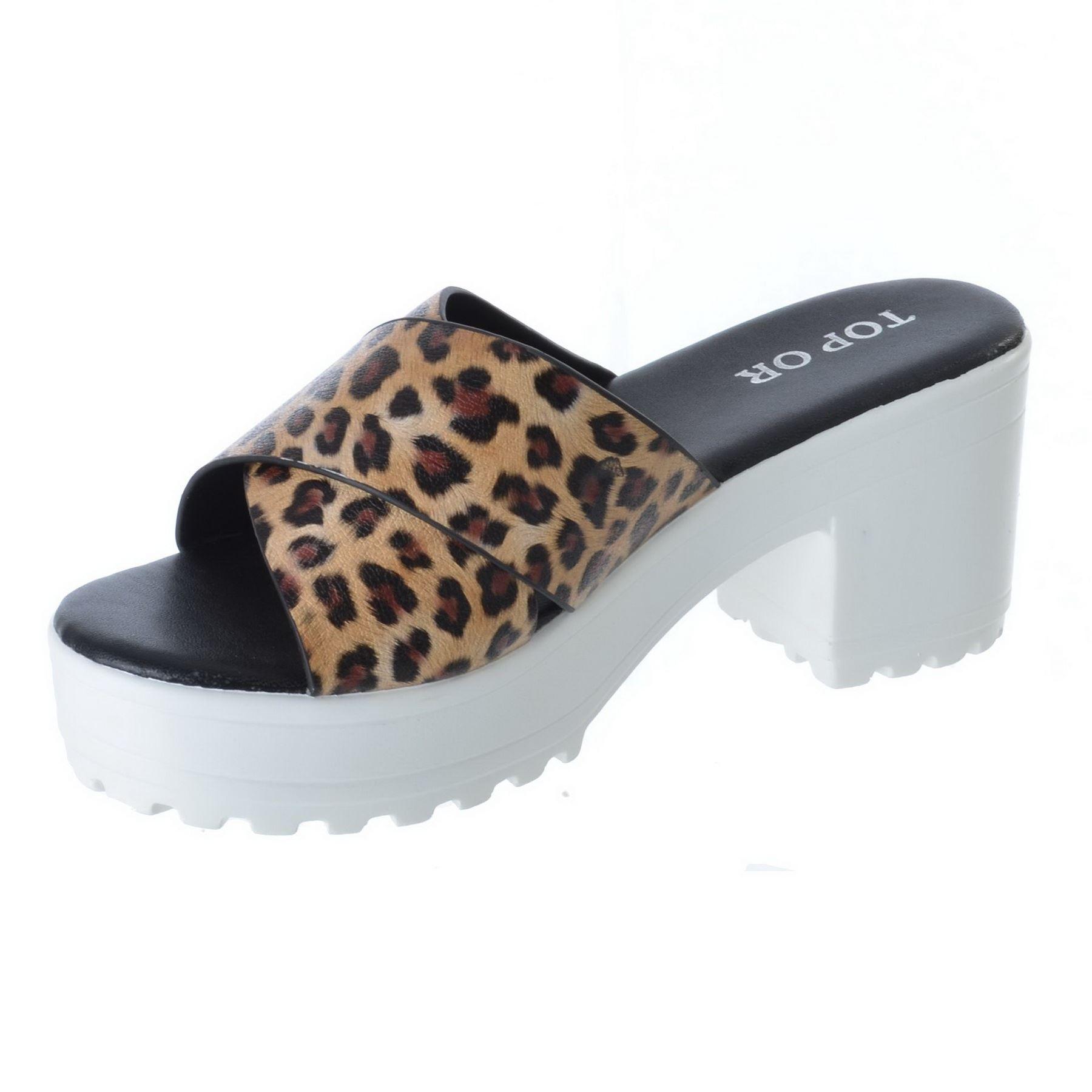 nouveau haut femmes lani res crois es plateforme talon moyen sandales mules chaussures ebay. Black Bedroom Furniture Sets. Home Design Ideas