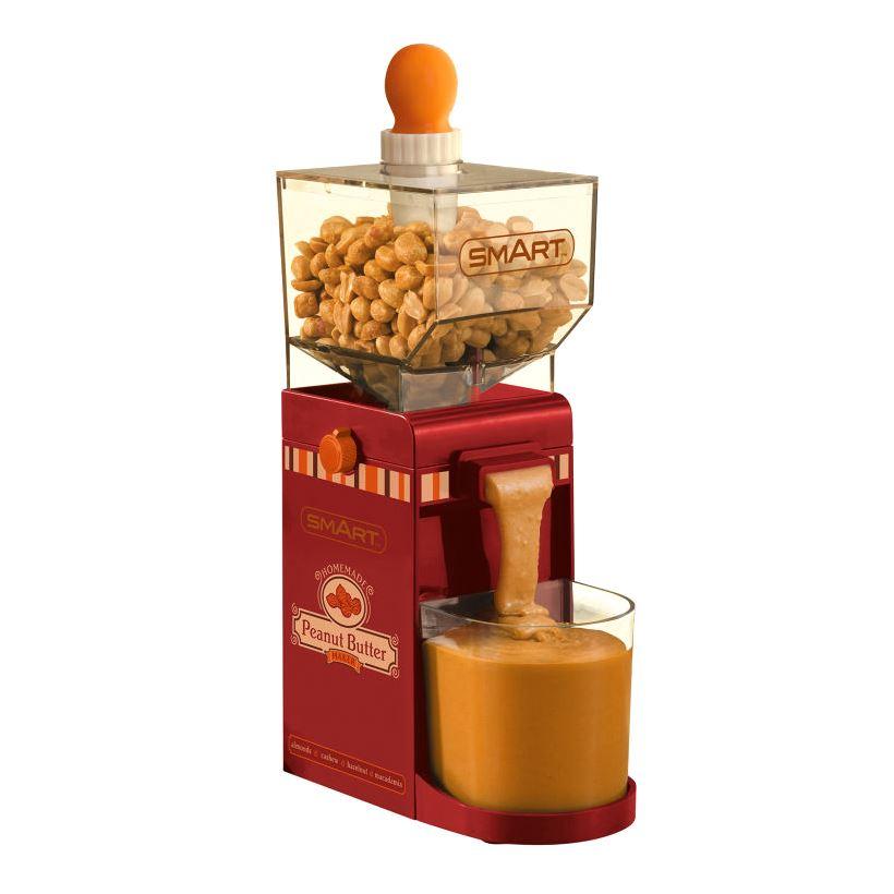 SMART American Diner Retro Style Peanut Butter Maker - New UK Pliug