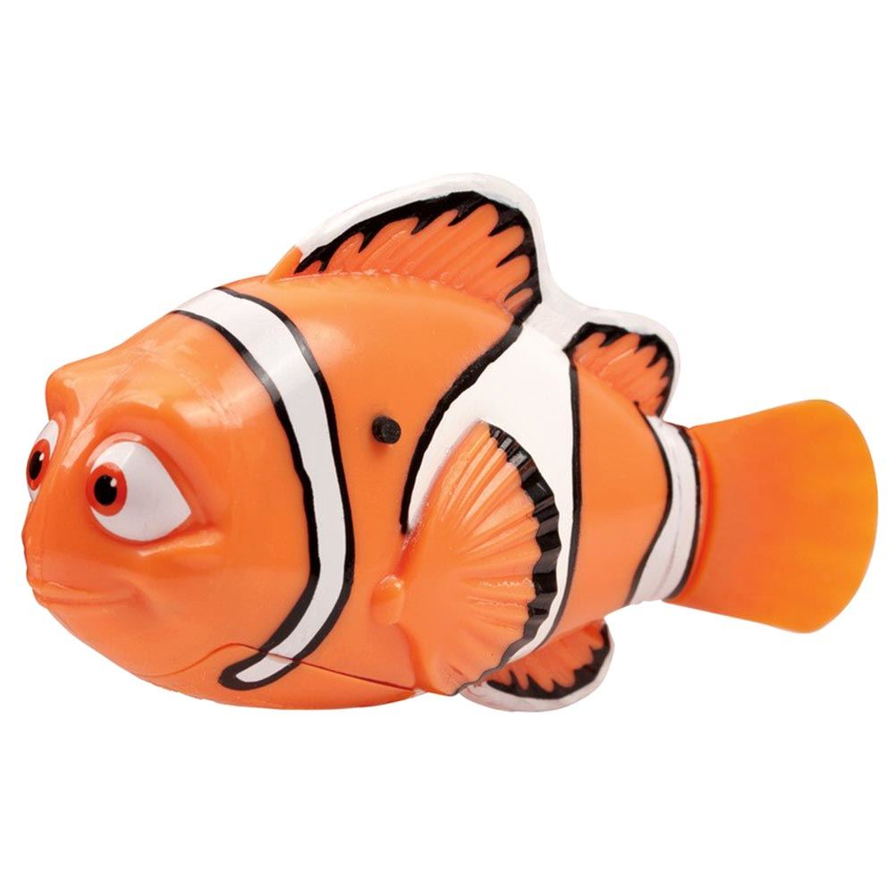 Official disney finding dory movie water activated for Robo fish toy