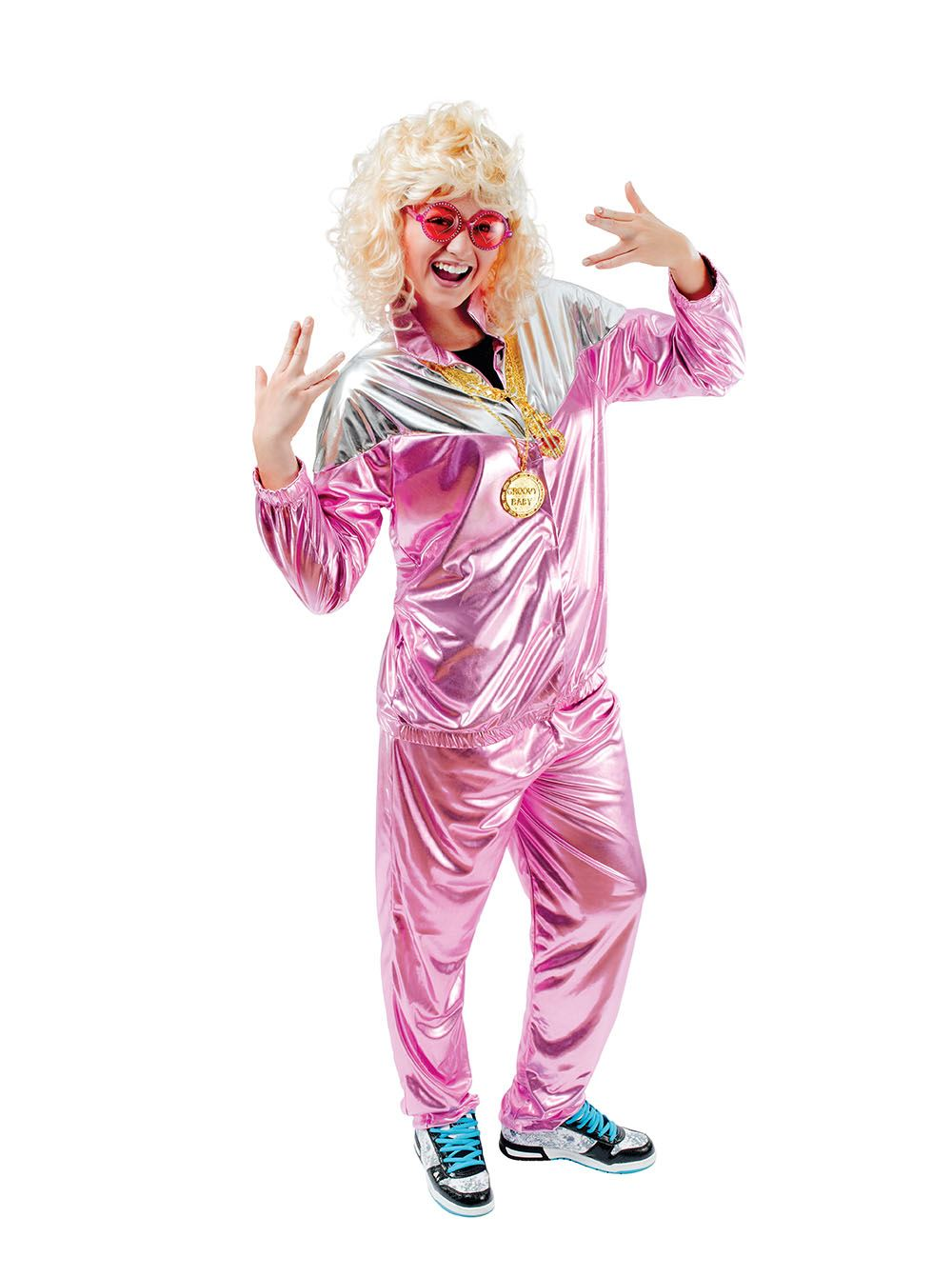 Adult-80s-Tracksuit-Shell-Suit-Scouser-1980s-Womens-Mens-Fancy-Dress-Costume