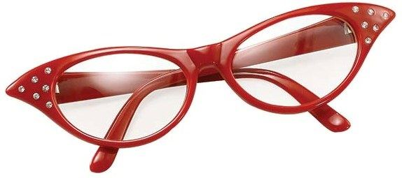 Dame Edna Style Reading Glasses