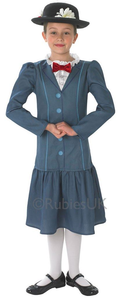 Childs Mary Poppins Costume Child-mary-poppins-outfit