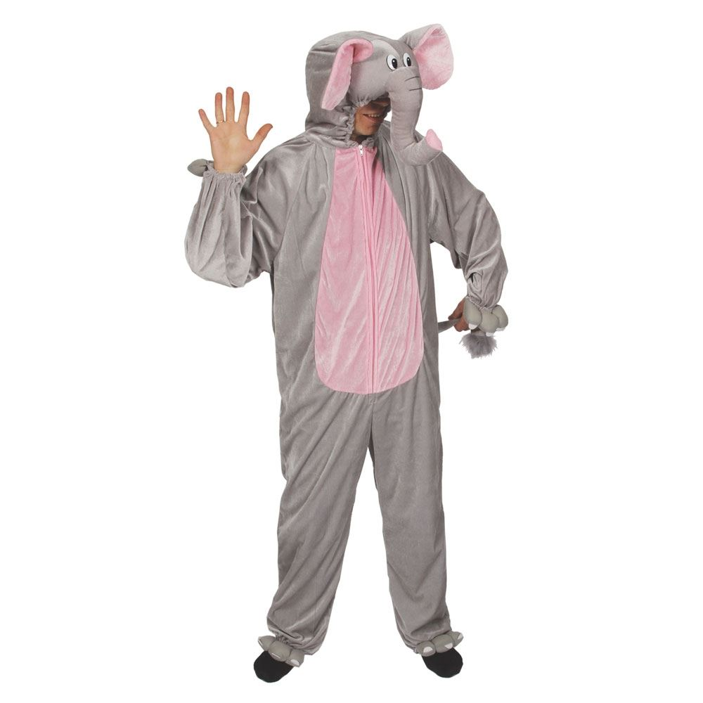 Animal-Zoo-Farm-Jungle-Book-Fancy-Dress-Adult-Unisex-Mens-Ladies-Costume-Outfit