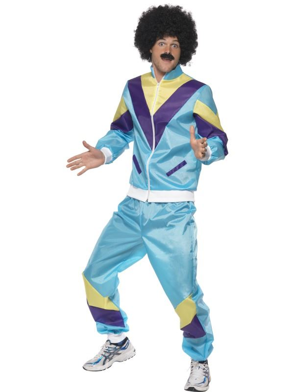 Mens-Ladies-80s-Shell-Suit-Fancy-Dress-Scouser-Tracksuit-Costume-Hen-Stag-outfit