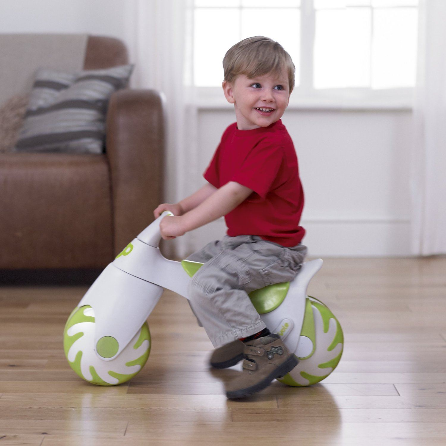 Boy Toddler Toys : Tp toys bouncycle ride on toy for kids boys girls toddler