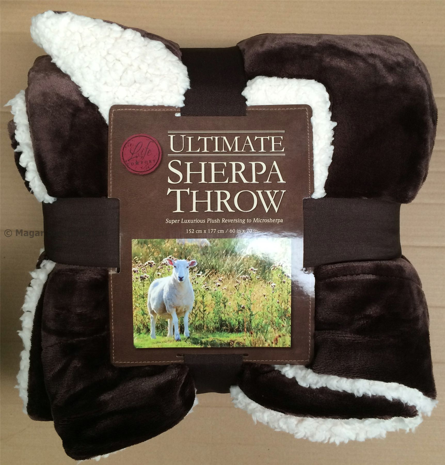 ultimate sherpa throw