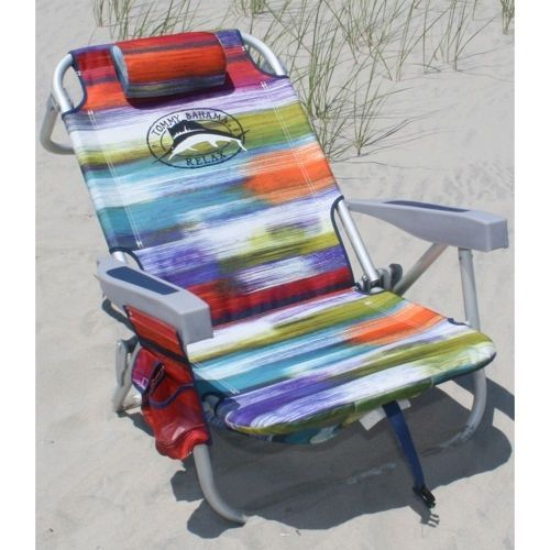 bahama backpack chair folding for park