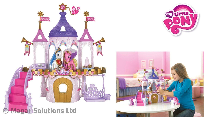 My Little Pony Wedding Castle Princess Cadance Shining