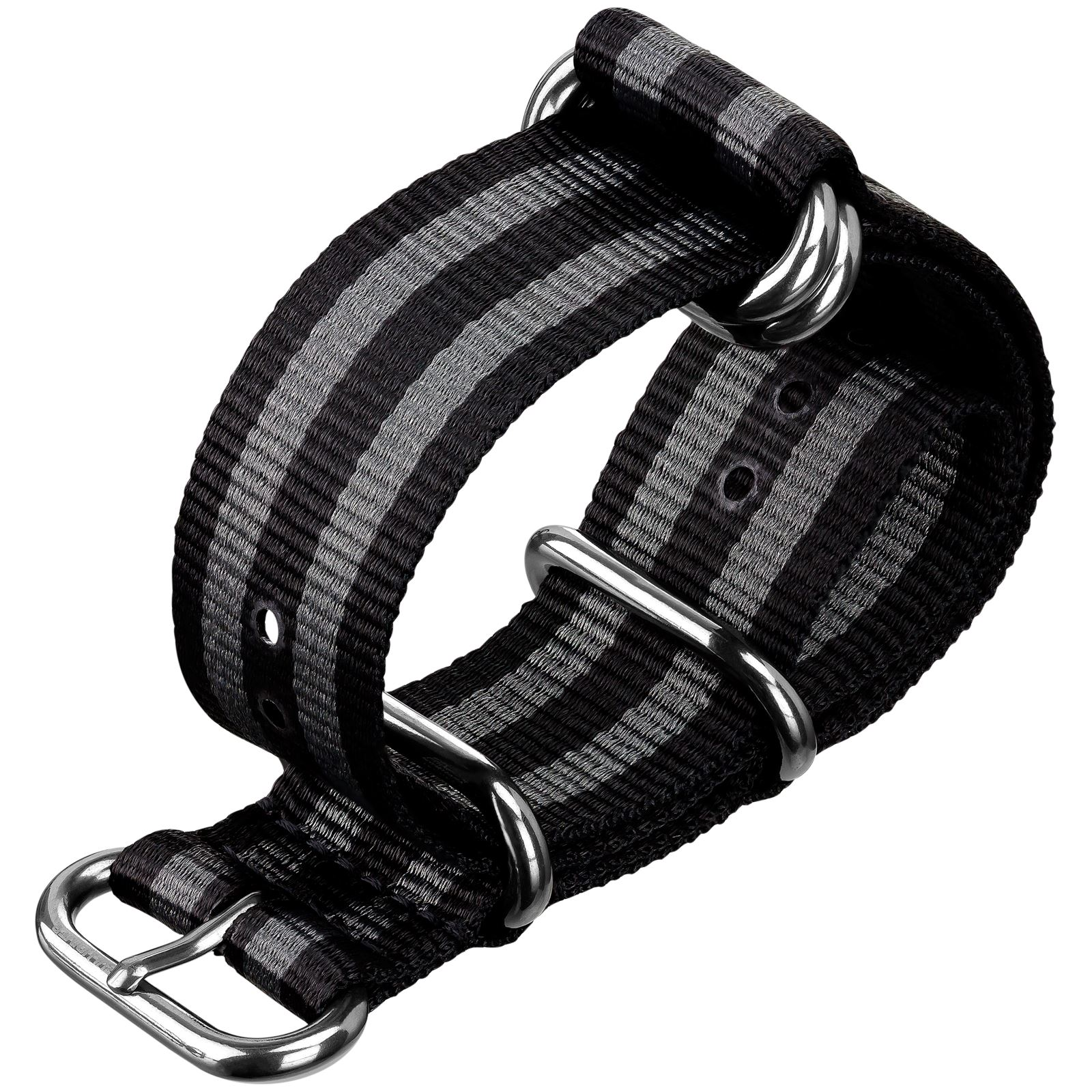 ZULU High Quality Heavy Duty Nylon Watch Strap Heavy Duty NATO by ZULUDIVER®