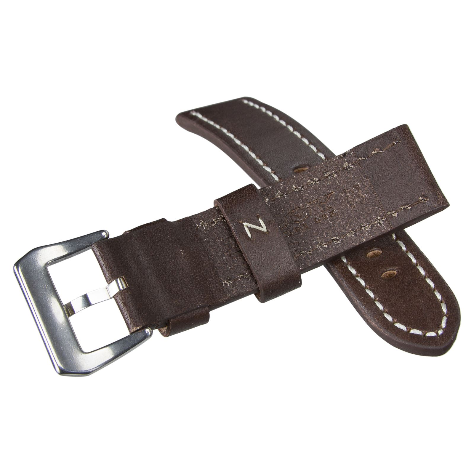 Diloy Genuine Leather Vintage PANI Delux Watch Strap Choice of Colour & Width