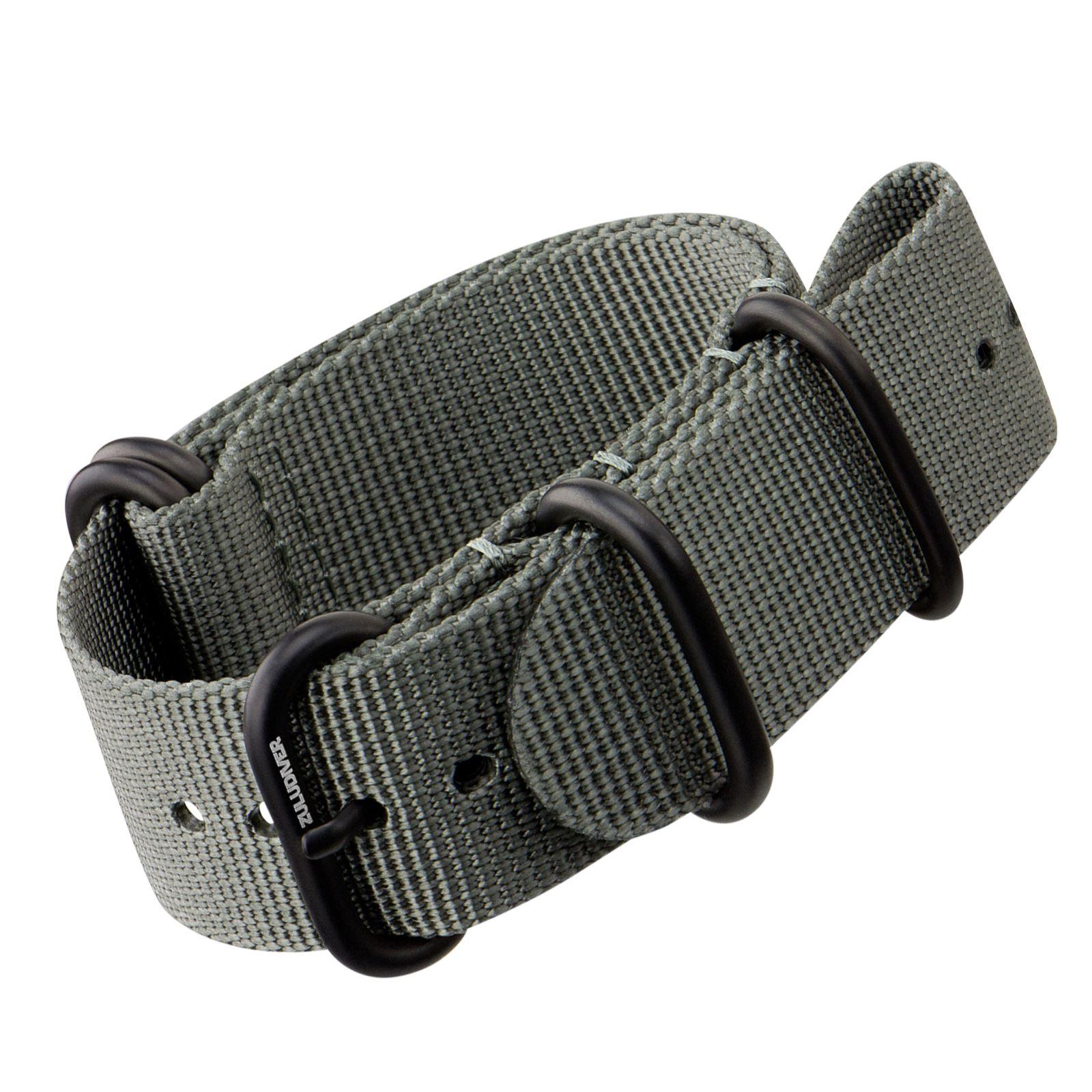 Ring Leather Zulu Strap