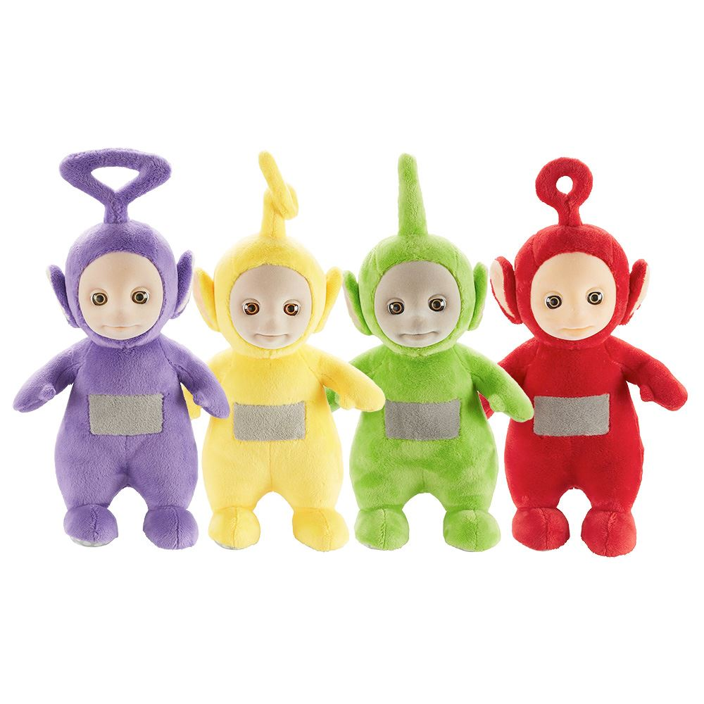 Teletubbies Cm Talking Po Amp Laa Laa Amp
