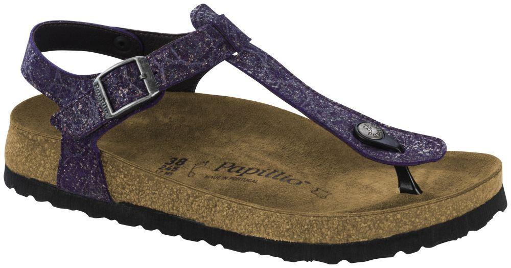 Birkenstock Kairo Grace Violet Normal All Sizes Brand