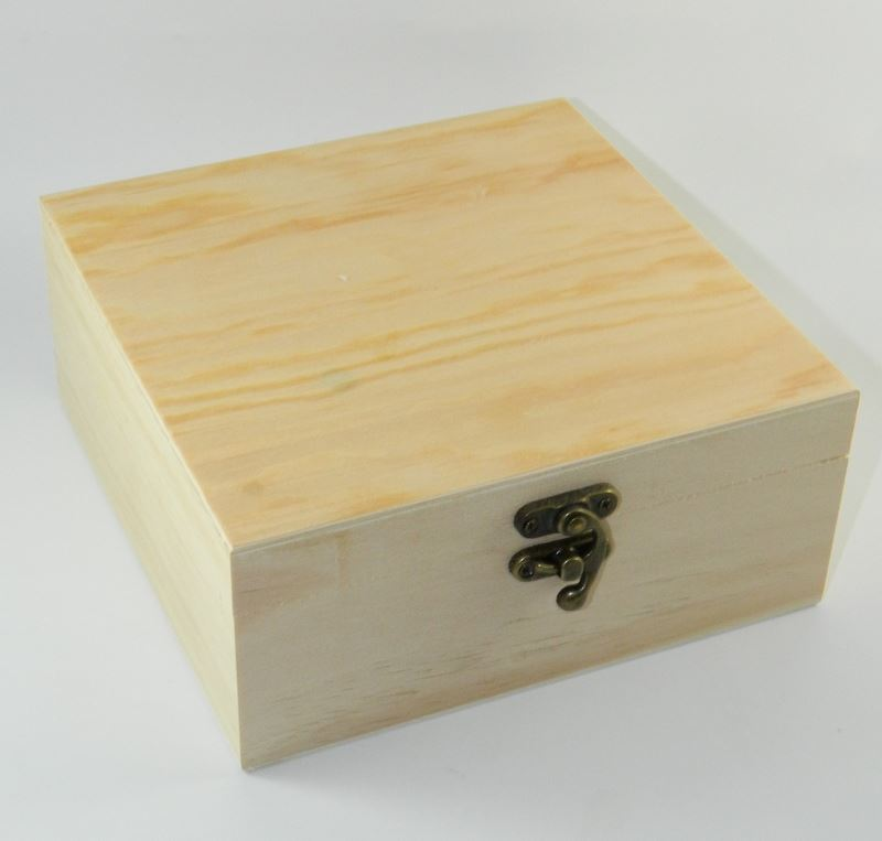 Design your own wood box diy unfinished trinket jewelry craft for Design your own wooden ring