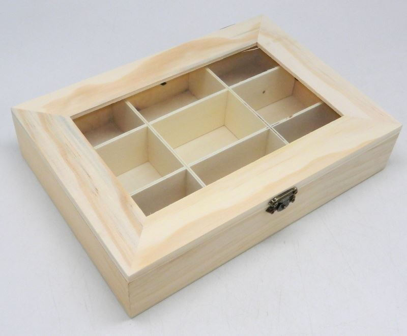Design your own wood box diy unfinished sewing trinket for Design your own wooden ring