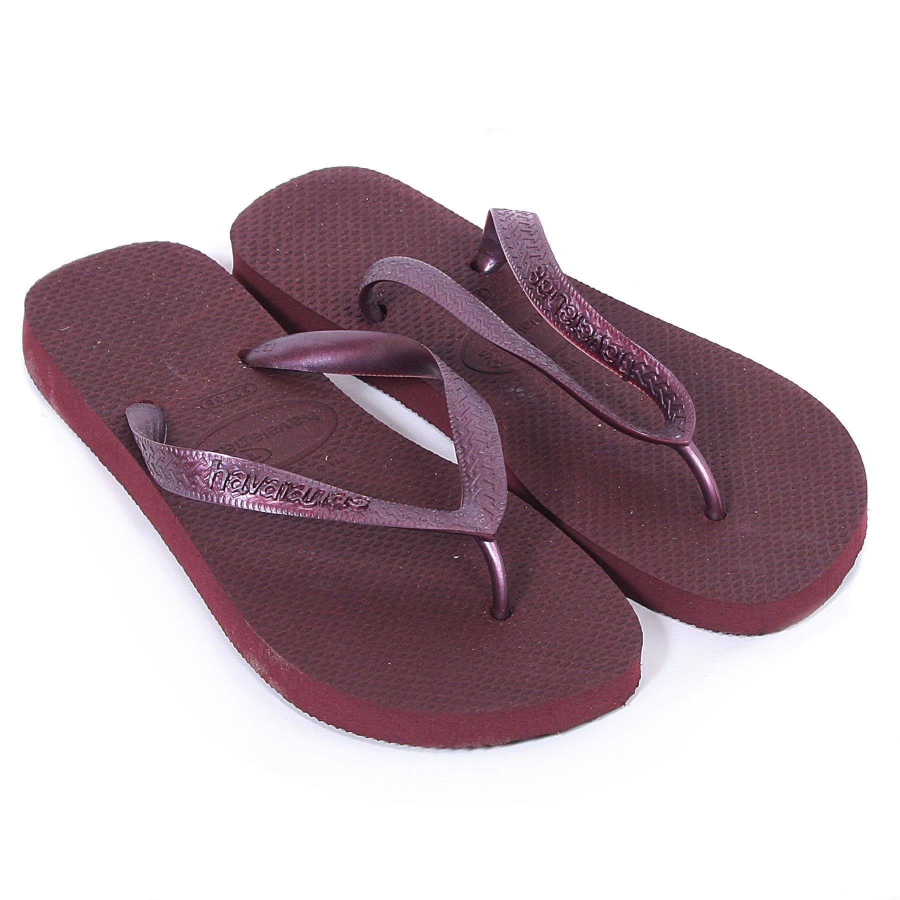 havaianas slim brazil 2017 women 39 s flip flops original sandal vary colors size ebay. Black Bedroom Furniture Sets. Home Design Ideas