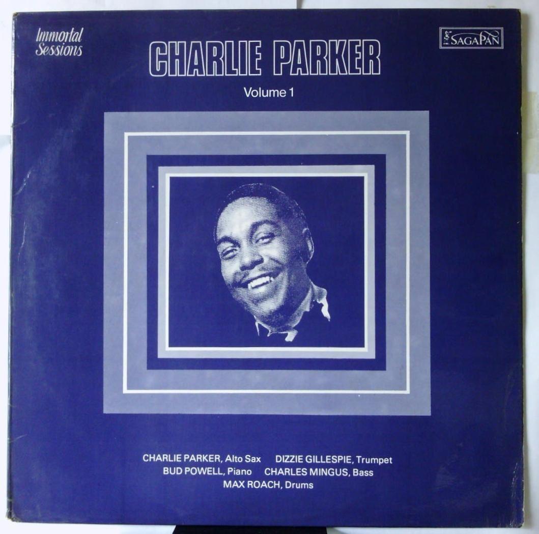 Charlie Parker Volume 1 The Massey Hall Concert