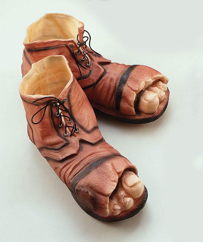 Tramp Shoes Fancy Dress