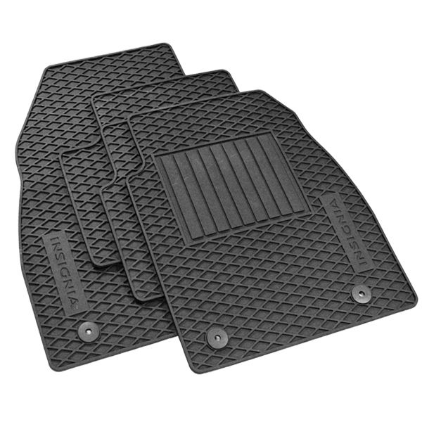 vauxhall tailored insignia full genuine car floor mats set. Black Bedroom Furniture Sets. Home Design Ideas