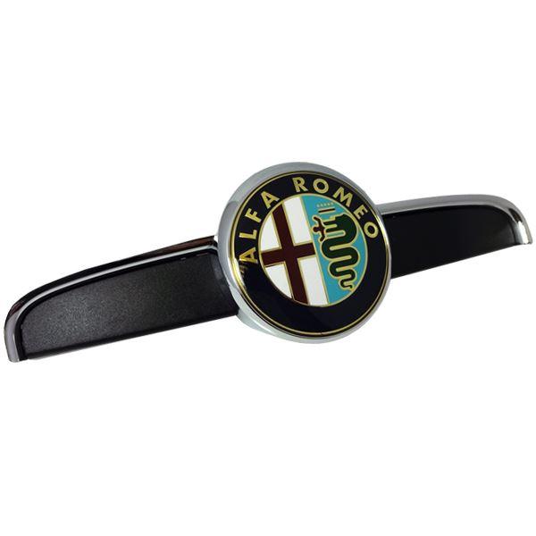 GENUINE Alfa Romeo Brera Grille/Bonnet Badge & Plinth