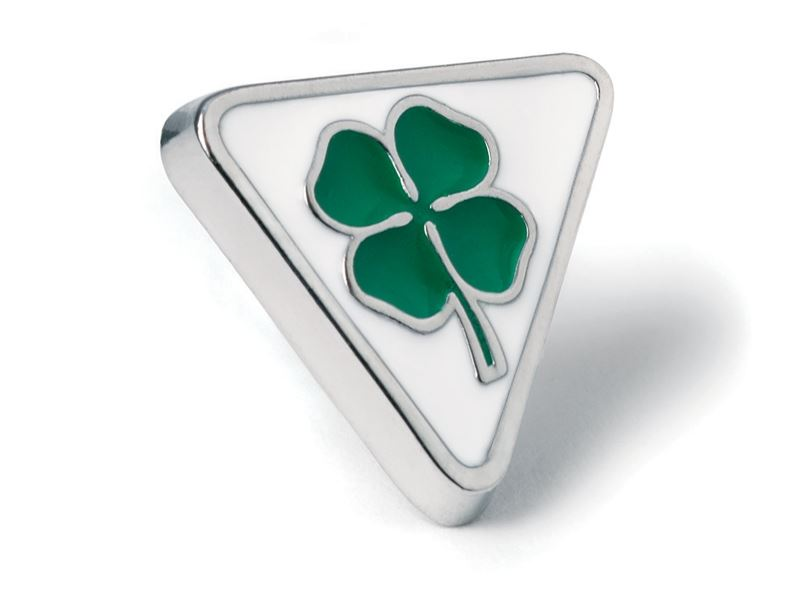 Alfa romeo cloverleaf badge for sale 13