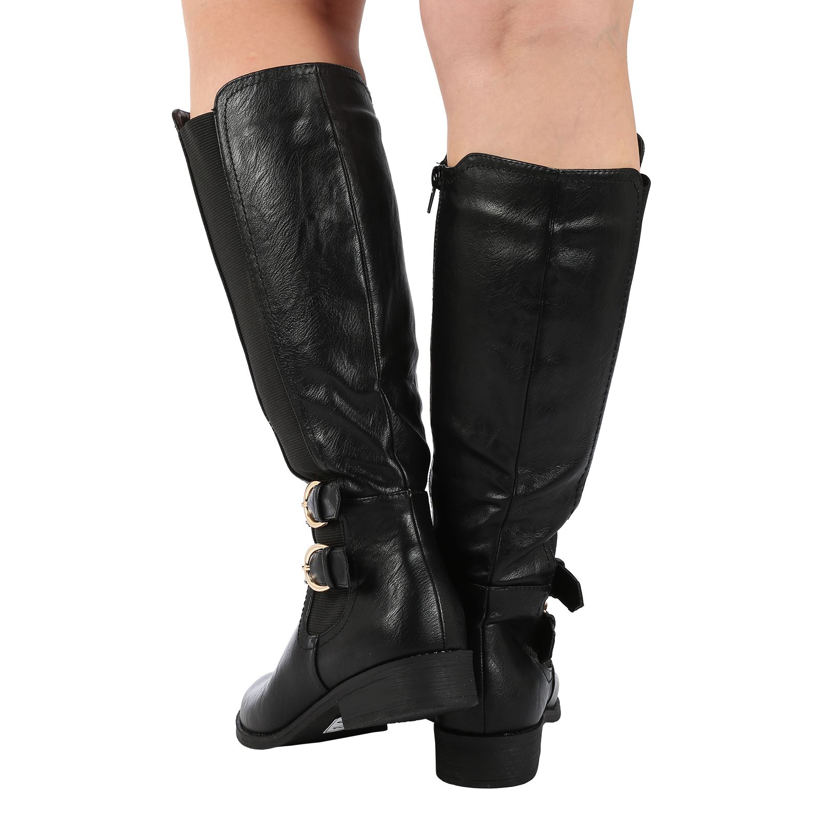 Excellent Womens Fashion Knee High Riding Winter Boots  Size  55