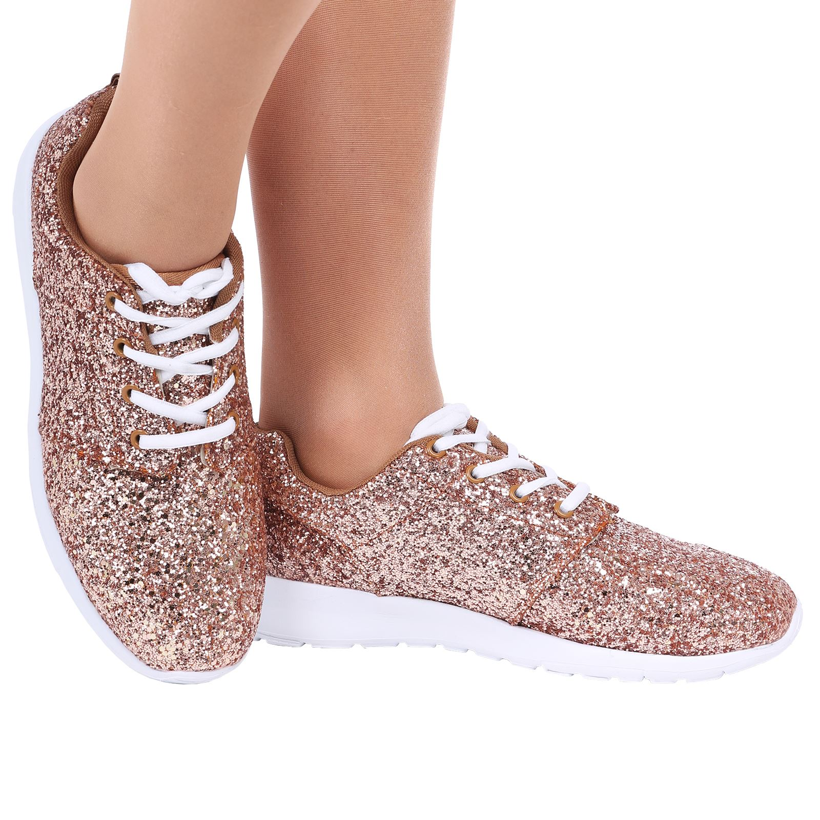 Sparkly Gym Shoes  Kids