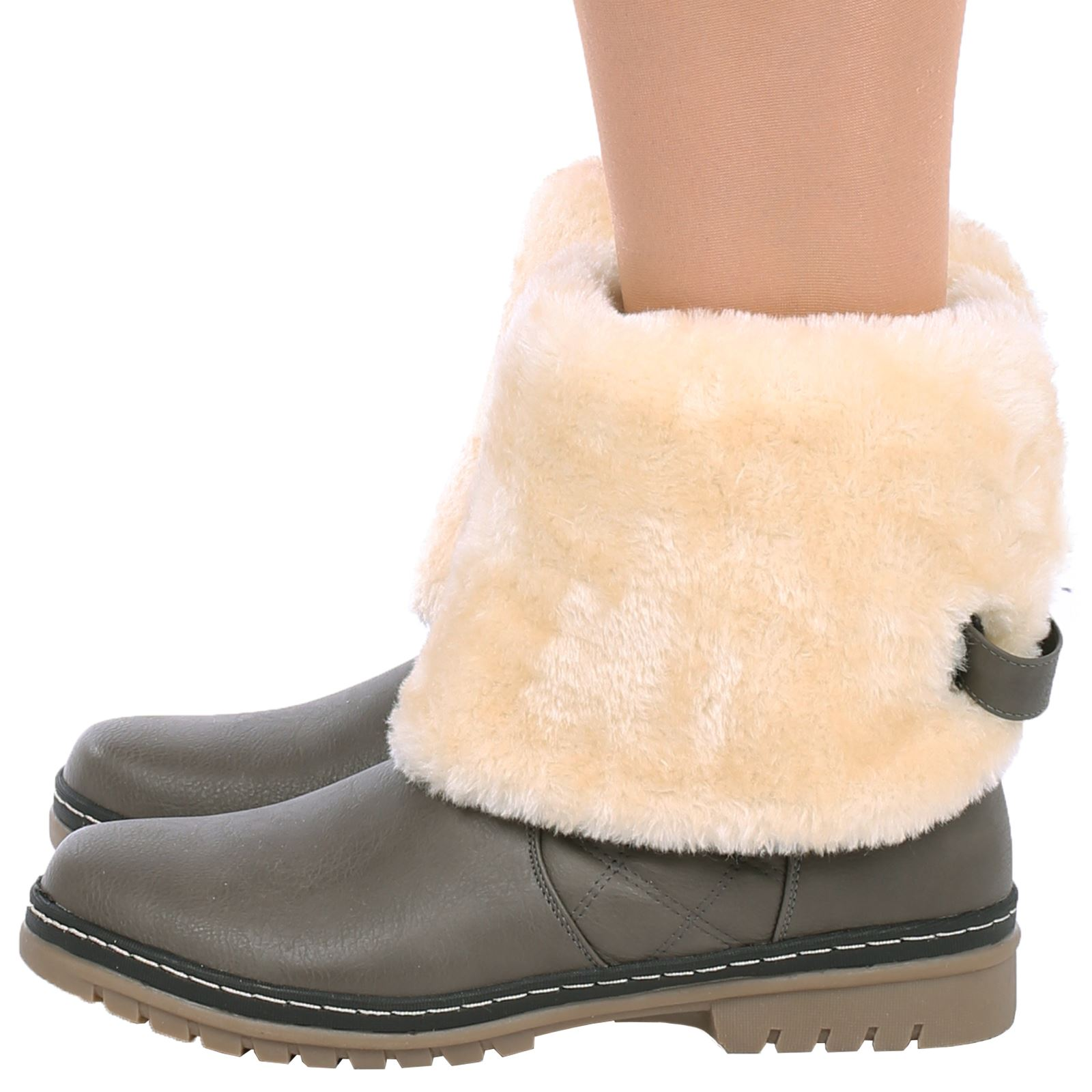 new womens fur lined quilted moon ski winter