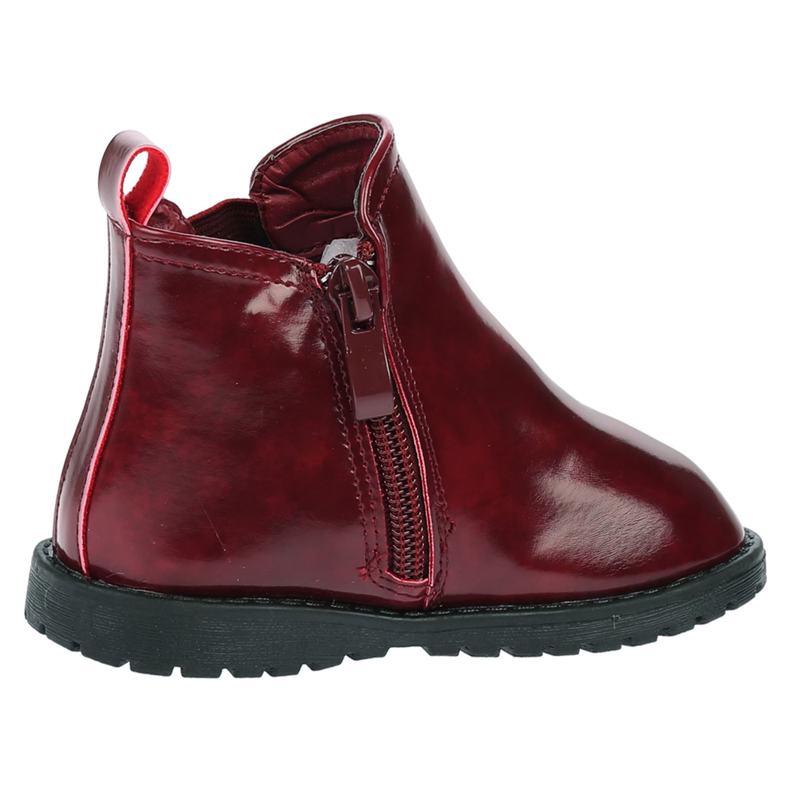 NEW GIRLS ANKLE BOOTS SHOES KIDS AUTUMN WINTER TODDLER