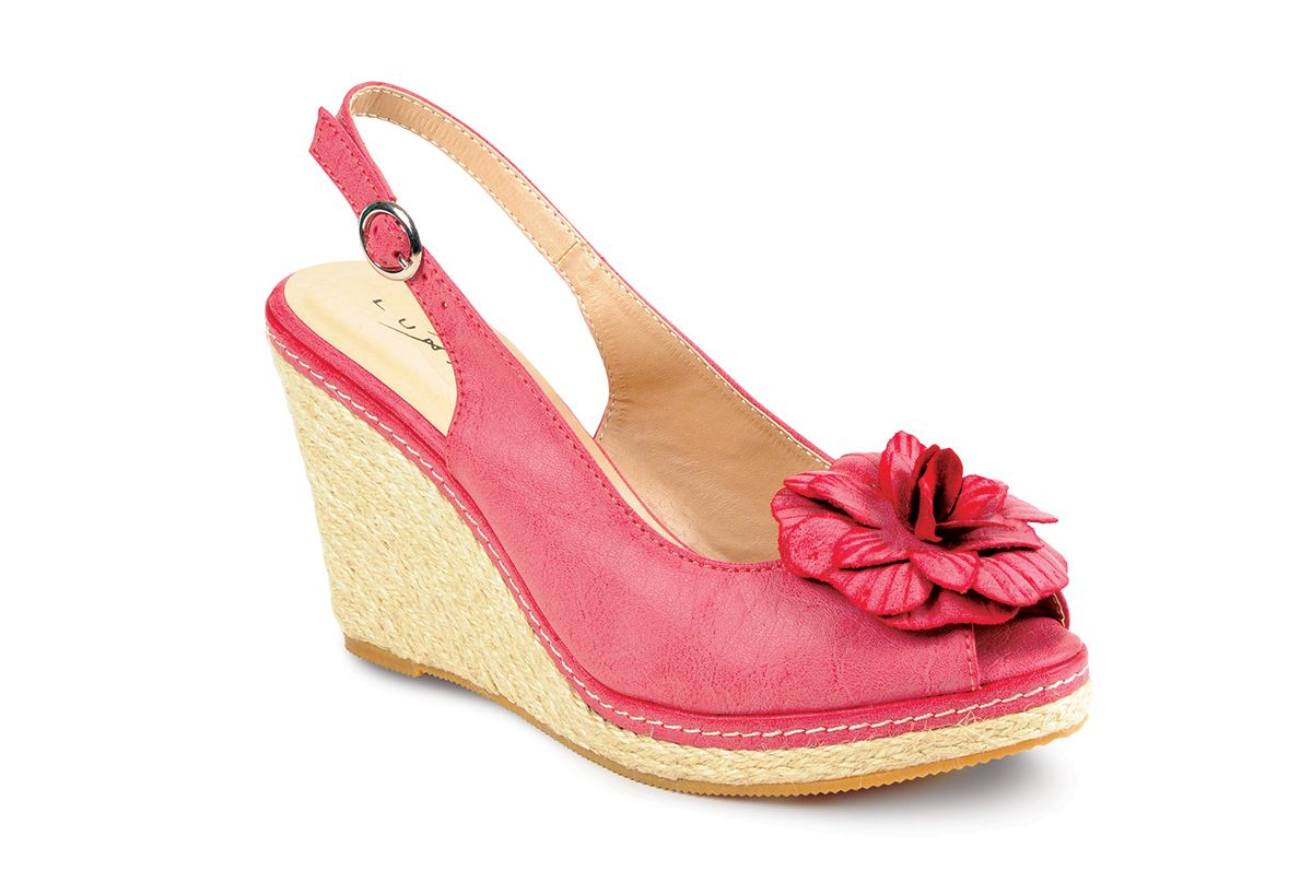 Andre Assous - Pamela - Canvas Espadrille Wedge