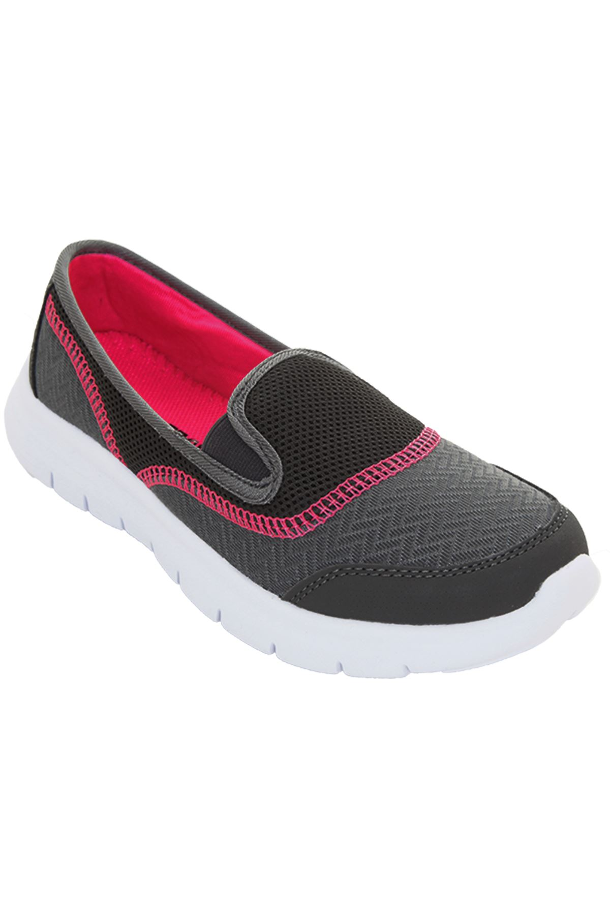 lightweight pumps slip on comfy flat sport