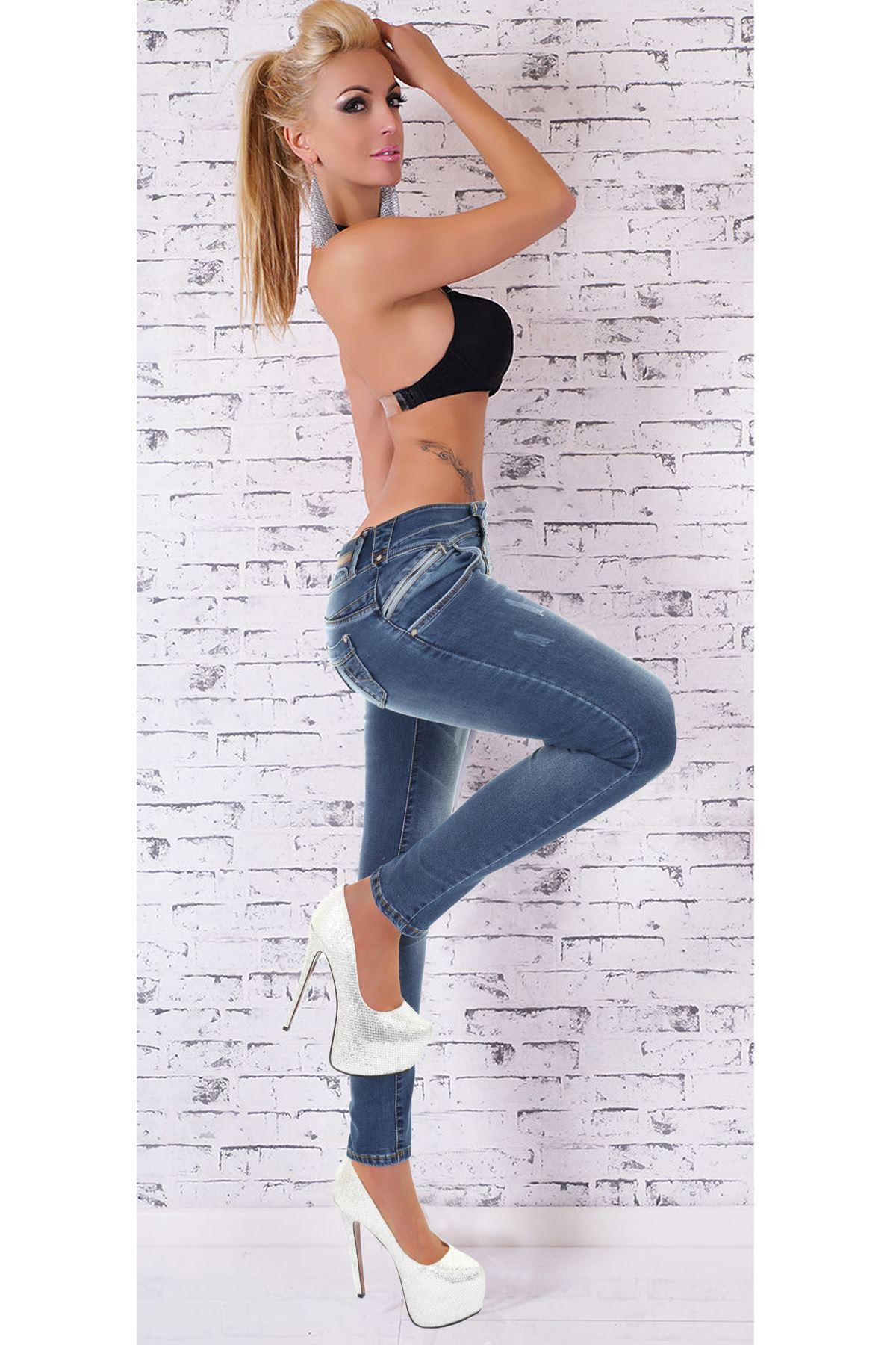 Find great deals on eBay for skin tight skinny jeans. Shop with confidence.