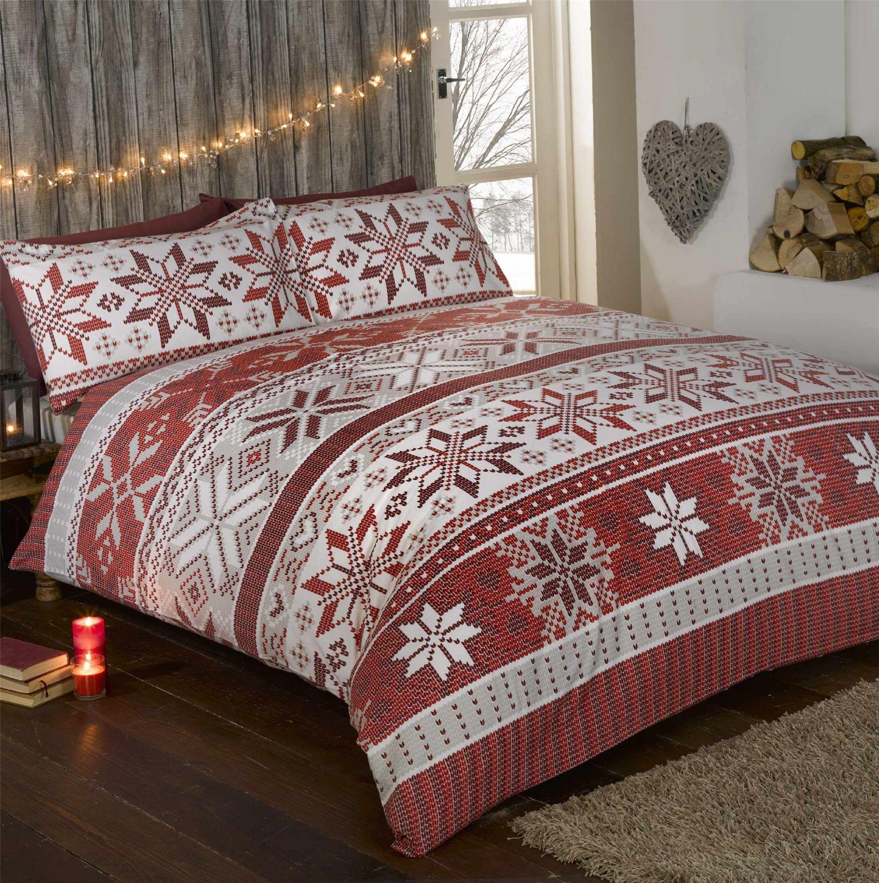 Christmas Bedding Sets Uk