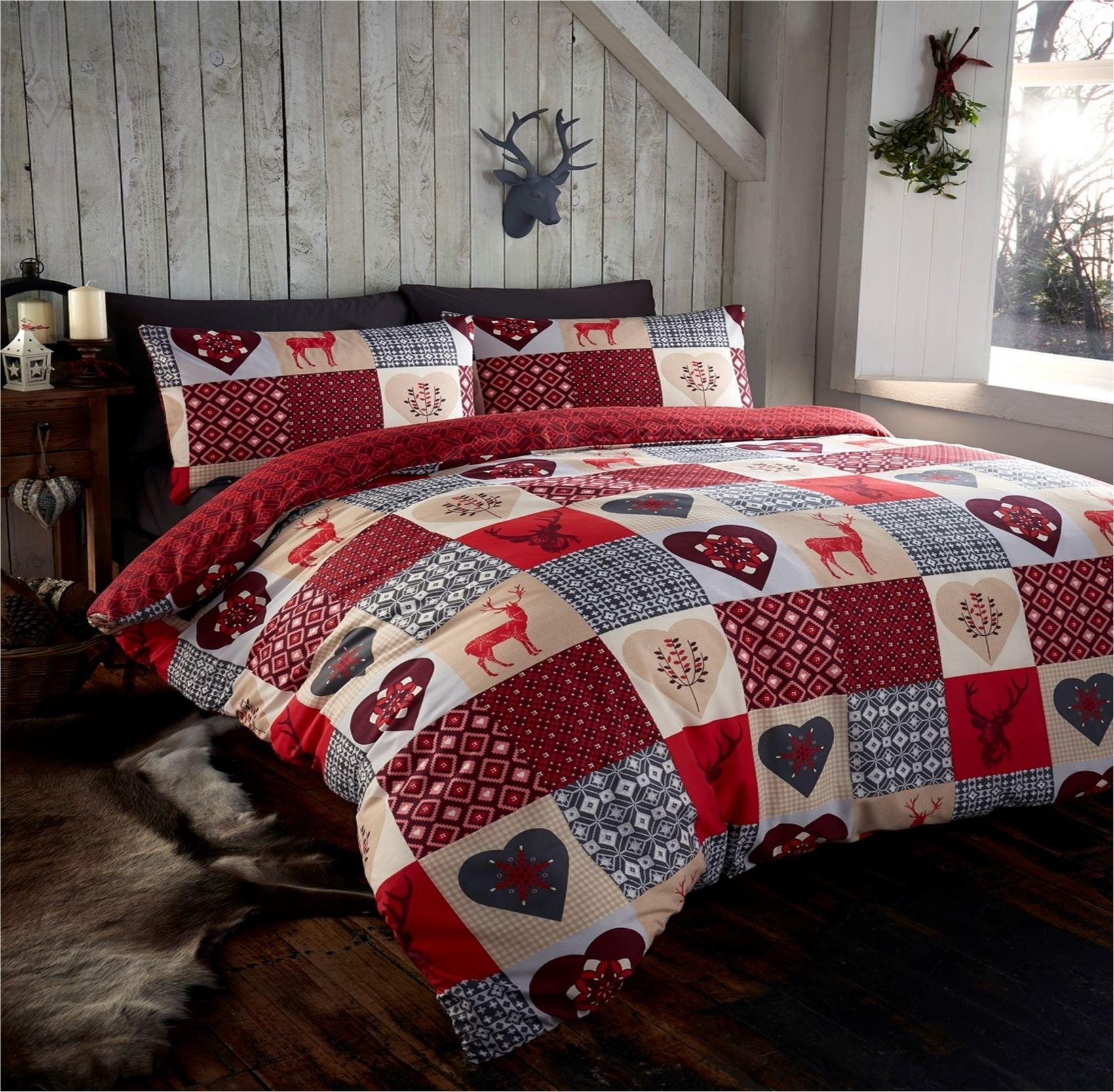 stag duvet cover pillowcase quilt cover bedding bed sets. Black Bedroom Furniture Sets. Home Design Ideas