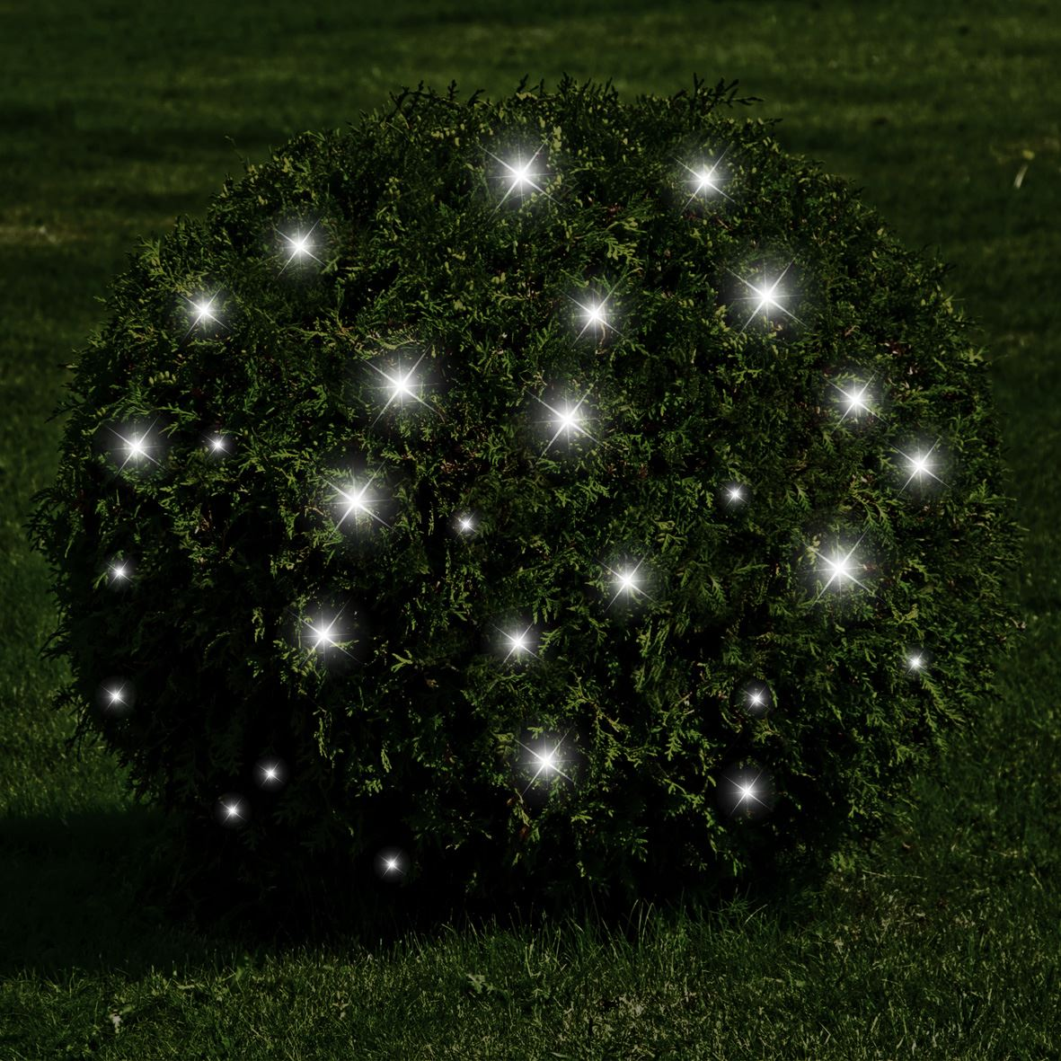 how to use solar lights for garden