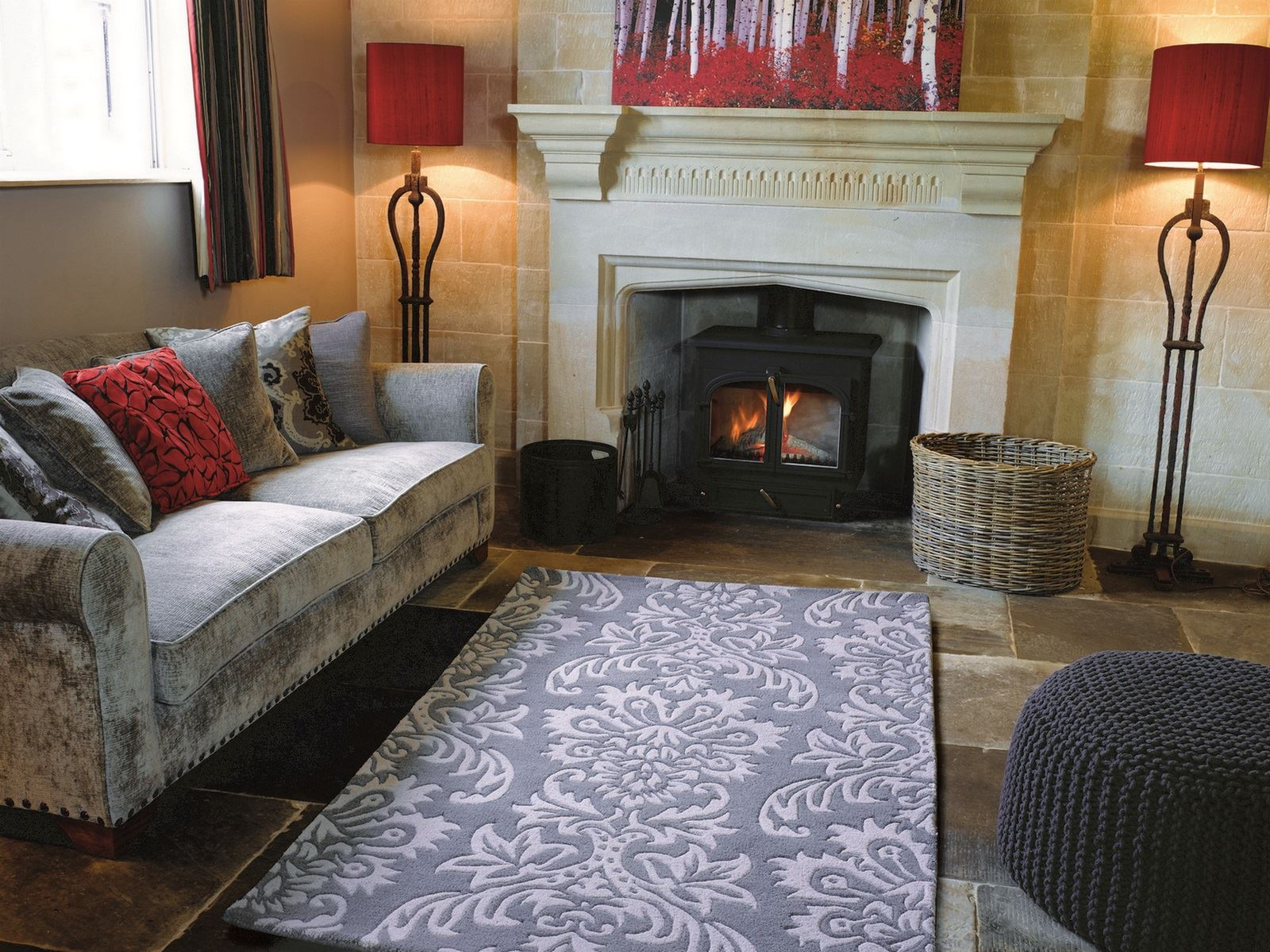 small hearth rugs textiles and rugs ideas - Fireplace Rugs