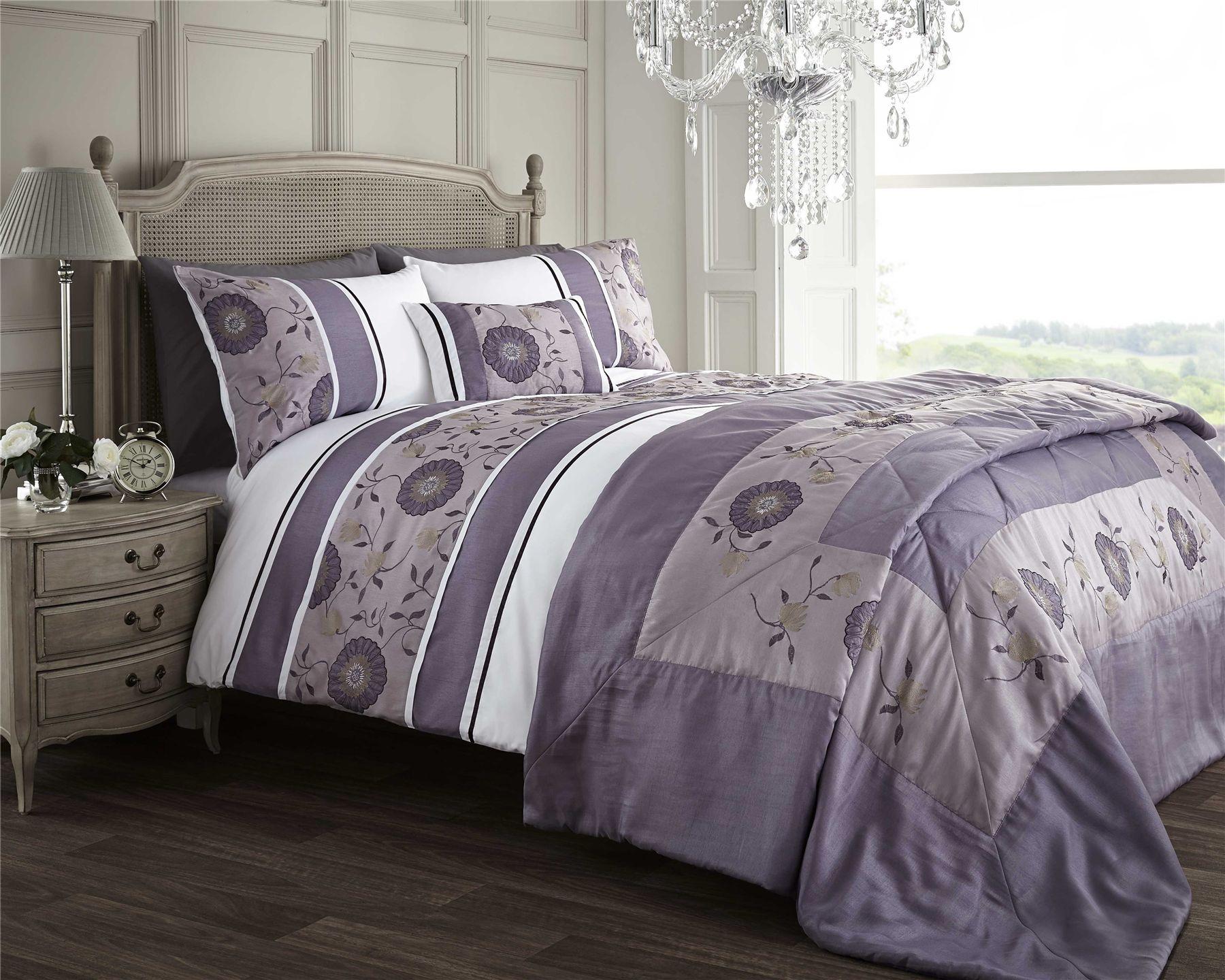 Floral Quilt Duvet Cover Amp Pillowcase Bedding Bed Sets