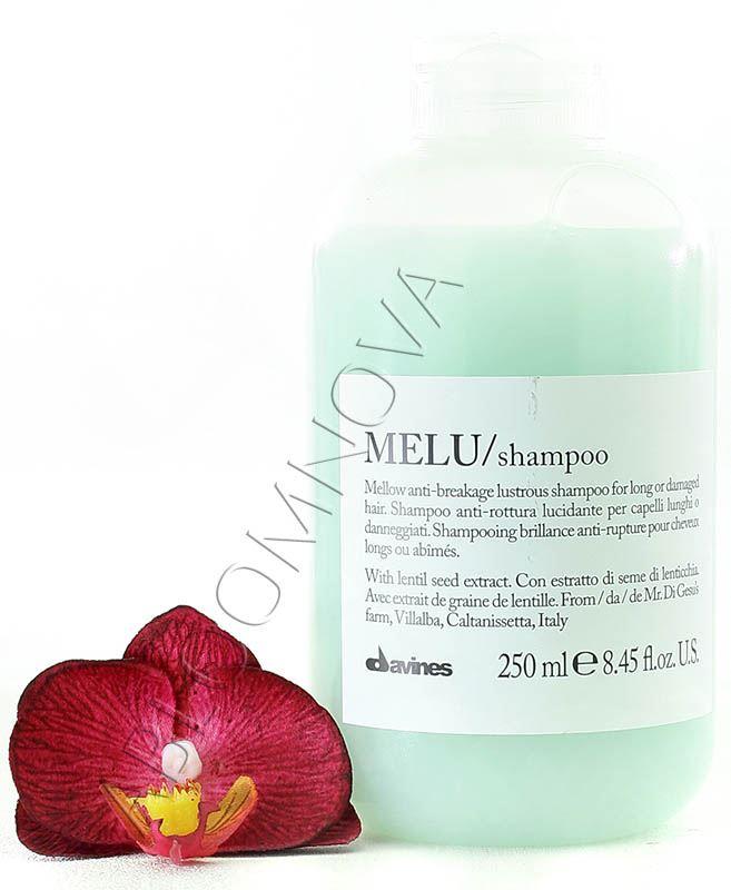davines essential haircare melu shampoo 250ml ebay. Black Bedroom Furniture Sets. Home Design Ideas